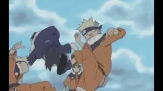 Naruto Amv- Papa Roach-Last resort uncesured version