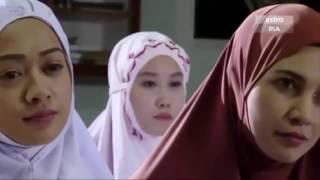 Drama melayu terbaru 2017 - Biarkan Cinta Tersenyum Lagi -