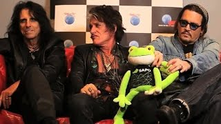 Hollywood Vampires interview