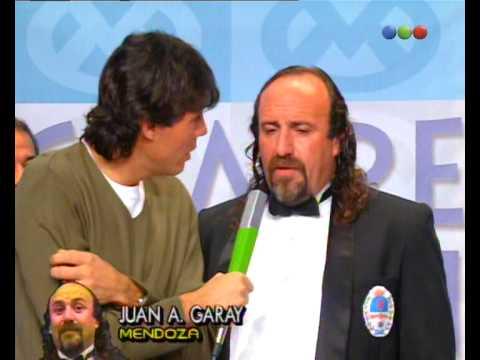 Campeonato Del Chiste Mendoza Cacho Garay Cortito Videomatch