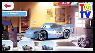 Cars Lightning McQueen Stage 3/4 - Fast as Lightning