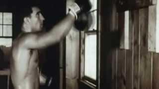 Rocky Marciano Rare Training Footage