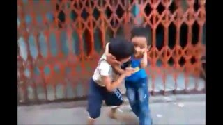 Best Street Fight Knockouts Compilation - Real Street Fights - ESFV - child fight india