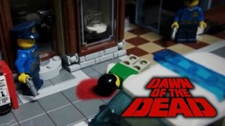 Lego Dawn of the Dead Episode 2