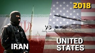 Iran vs USA - Military Power Comparison 2018