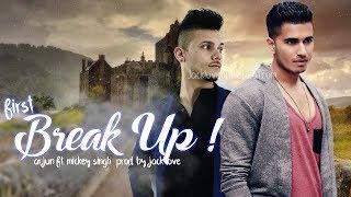 First Break up -Arjun Ft. Mickey singh  | New 2017 EDM Beat | mickey singh/arjun  type beat
