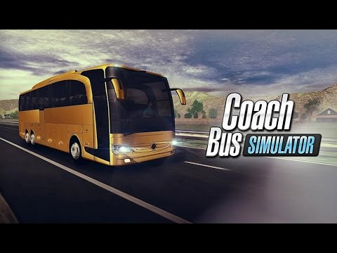 Coach Bus Simulator Android Gameplay HD