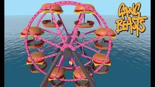 GANG BEASTS - Hamburger Wheel [WAVES]