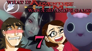 What If Adventure Time Was A 3D Anime Game - NAUGHTY ARTWORK AND BONDAGE!?!?!? Part 7 - Hotwired