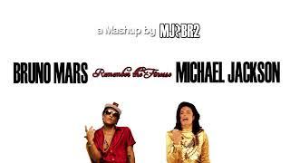 Michael Jackson vs. Bruno Mars - Remember the Finesse (Mashup)