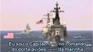Conversa entre navio da marinha dos Estados Unidos e o Noroeste da Espanha