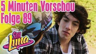 5 Minuten Vorschau - SOY LUNA Folge 89 || Disney Channel