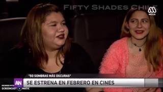 Cincuenta Sombras Más Oscuras en Ahora Noticias.