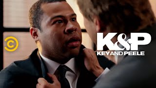 """That One Guy Who Still Says """"These Nuts"""" - Key & Peele"""