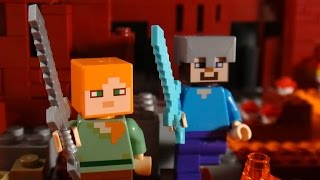 LEGO MINECRAFT - SUPER MEGA COMPILATION