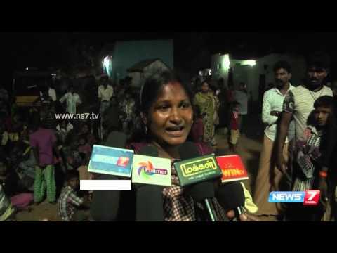Xxx Mp4 Narikuravar Women Accuses Police For Sexually Harassing Her At Kovilpatti News7 Tamil 3gp Sex