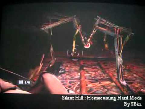 Silent Hill Homecoming Hard Mode GameVideo By SBin - 26 Good Ending