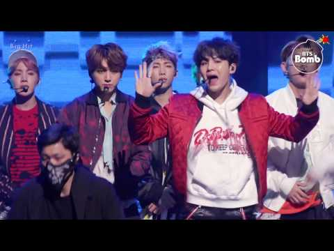 [BANGTAN BOMB] Follow Cam of 'Not Today' @ M countdown - BTS (방탄소년단)