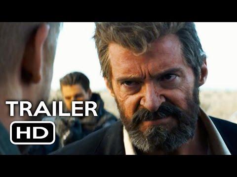 Logan Official Trailer #1 (2017) Hugh Jackman Wolverine Movie HD