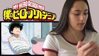 My Hero Academy Season 2 Episode 11 REACTION!! (Boku no Hero Academia Episode 24)