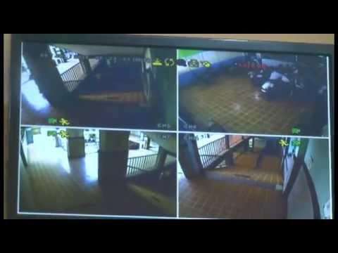 Escuela Joaquin Rodezno instala cámaras por seguridad fran lmontesTCS