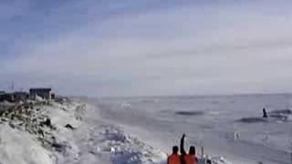 2007 Iron Dog Nome finish