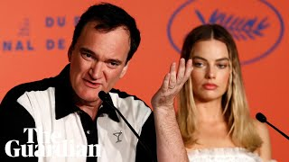 Quentin Tarantino 'rejects hypothesis' on Margot Robbie's limited role