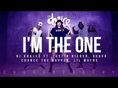 I'm the One - DJ Khaled ft. Justin Bieber, Lil Wayne | FitDance Life (Choreography) Dance Video