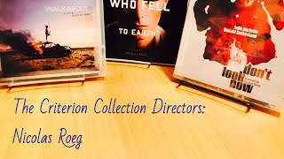 The Criterion Collection Directors: Nicolas Roeg