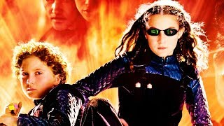 *SPY KIDS* IS BETTER THAN *SKY HIGH* DON'T @ ME