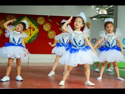 Barbie dance - Tiny Flower Montessori School