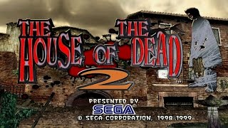 The House Of The Dead 2 - Walkthrough (PC)