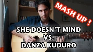 She Doesn't Mind (Sean Paul) & Danza Kuduro (Don Omar & Lucenzo) [MASH UP] - Cover Elvis Gomes