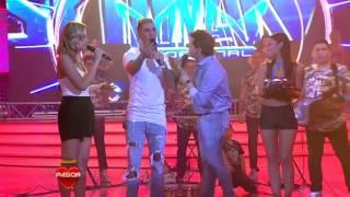 Roman El Original - En Vivo en Pasión de Sábado 21/11/2016