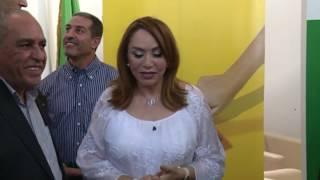 أحلام مستغانمي تصنع الحدث بالجزائر و ترد  بقوة على امل بوشوشة