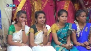 Thiruvalluvar College Pongal Kondattam Trailer 2016 Vee3 Productions