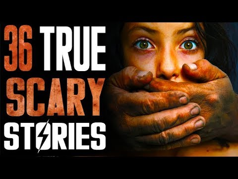 36 True Creepy Horror Stories   The Lets Read Podcast Episode 008