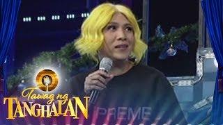 Tawag ng Tanghalan: Vice Ganda and Vhong Navarro perform an impromptu skit
