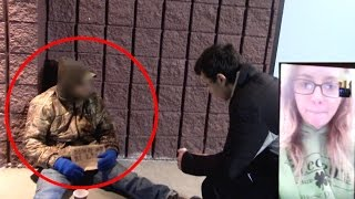 12 Year Old Girl Catfished by Homeless Man