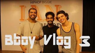 Ian Eastwood Workshop in India || Indian Bboy Vlog - 3||