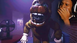 THESE ANIMATRONICS ARE INSANE | Final Nights 4 Gameplay