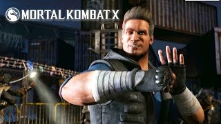 Mortal Kombat X - Cage Family Trailer