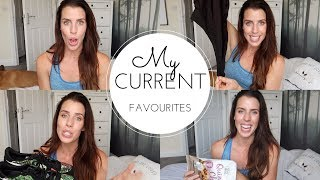 MY CURRENT FAVOURITES | FITNESS, BEAUTY, SNACKS & MORE!