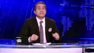 البرنامج باسم يوسف الموسم الثانى الحلقة 3 جزء2 zaielhawa.com