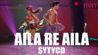 SYTYCD | Season 8 | Robert & Clarice | Aila Re Aila | Nakul Dev Mahajan