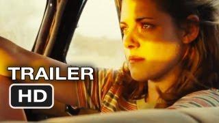 On The Road Official Trailer #1 (2012) - Viggo Mortensen, Kristen Stewart Movie HD