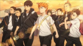 [MAD AMV 超燃!HOT!] Haikyuu!! 排球少年 - 我不是一个人战斗!I'm not fighting alone! ~2nd edition~