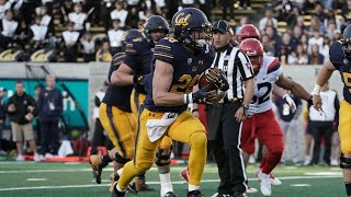Highlight: Cal football gets on the board with Statue of Liberty play