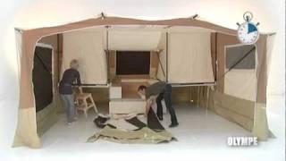 Trigano Olympe - 2011 Trigano Trailer Tent