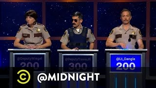 #HashtagWars Recap - Week of 11/10 - @midnight with Chris Hardwick